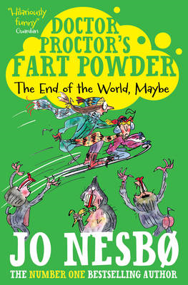 Doctor Proctor's Fart Powder: The End of the World.  Maybe. (BOK)