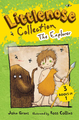 Littlenose Collection: The Explorer (BOK)