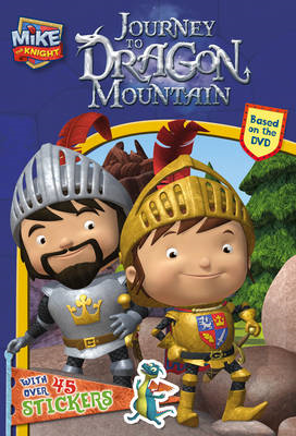 Mike the Knight: Journey to Dragon Mountain Activity Book (BOK)