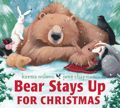 Bear Stays Up for Christmas (BOK)
