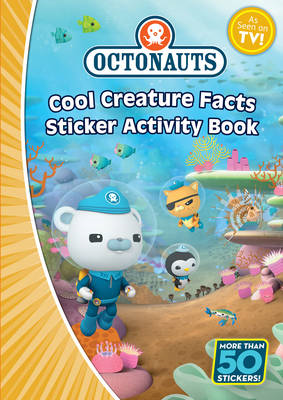 Octonauts Cool Creature Facts Sticker Activity Book (BOK)