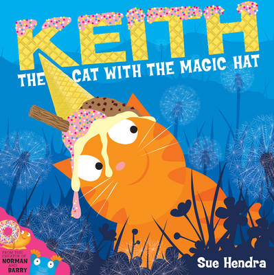 Keith the Cat with the Magic Hat (BOK)