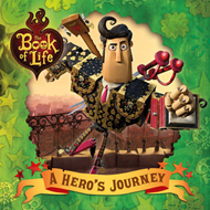 Book of Life: A Hero's Journey (BOK)