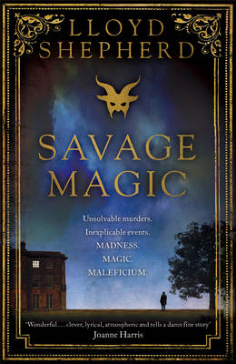 Savage Magic (BOK)