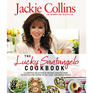The Lucky Santangelo Cookbook (BOK)