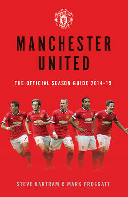 Manchester United: the Official Season Guide (BOK)