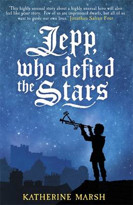 Jepp, Who Defied the Stars (BOK)