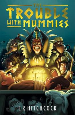 Trouble with Mummies (BOK)