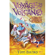 Voyage to the Volcano (BOK)