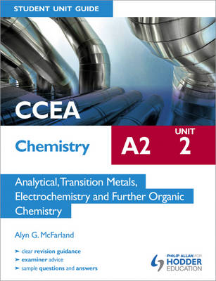 CCEA Chemistry A2 Student Unit 2: Analytical, Transition Met (BOK)