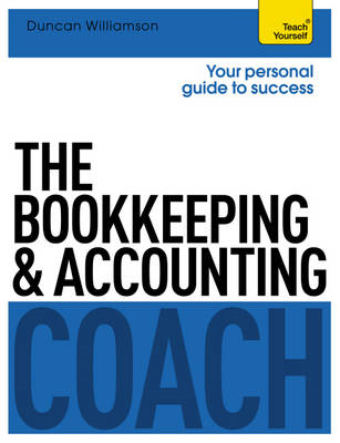 Bookkeeping and Accounting Coach: Teach Yourself (BOK)