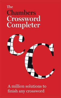 Chambers Crossword Completer - New Edition (BOK)