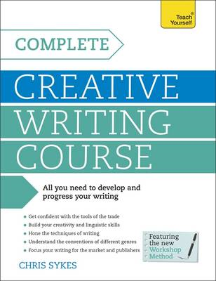 Complete Creative Writing Course (BOK)