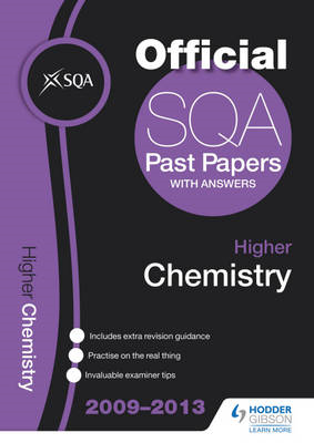 SQA Past Papers Higher Chemistry: 2013 (BOK)