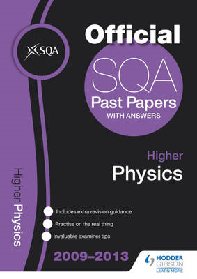 SQA Past Papers Higher Physics: 2013 (BOK)