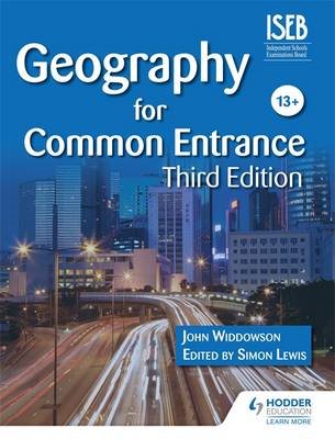 Geography for Common Entrance Third Edition (BOK)