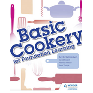 Basic Cookery for Foundation Learning (BOK)