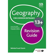 Geography for Common Entrance 13+ Revision Guide (BOK)