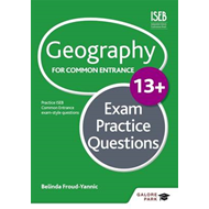 Geography for Common Entrance 13+ Exam Practice Questions (BOK)