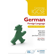 Cambridge IGCSE and International Certificate German Foreign (BOK)