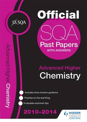 SQA Past Papers 2014-2015 Advanced Higher Chemistry (BOK)