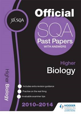SQA Past Papers 2014-2015 Higher Biology (BOK)
