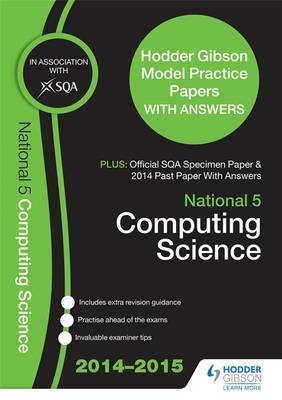SQA Specimen Paper, 2014 Past Paper National 5 Computing Sci (BOK)