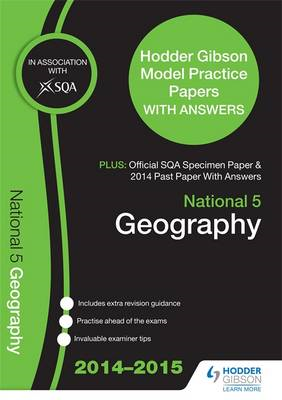 SQA Specimen Paper, 2014 Past Paper National 5 Geography & H (BOK)
