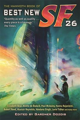 Mammoth Book of Best New SF 26 (BOK)