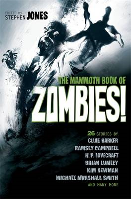 The Mammoth Book of Zombies (BOK)