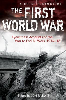 Brief History of the First World War (BOK)