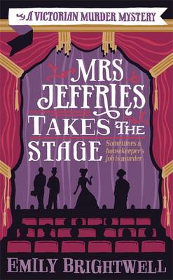 Mrs Jeffries Takes The Stage (BOK)