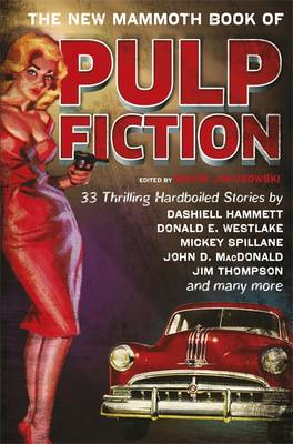 New Mammoth Book Of Pulp Fiction (BOK)