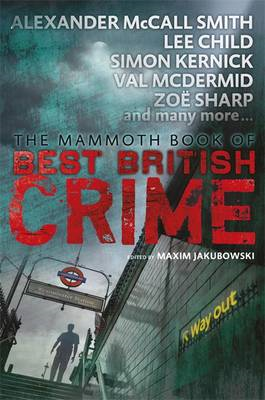 Mammoth Book of Best British Crime 11 (BOK)