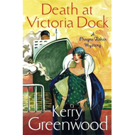 Death at Victoria Dock (BOK)