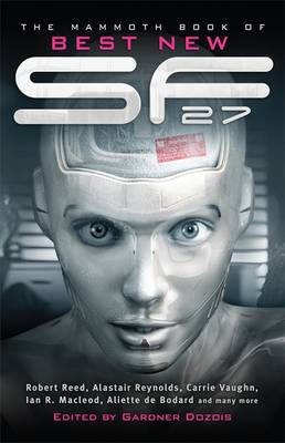 Mammoth Book of Best New SF 27 (BOK)