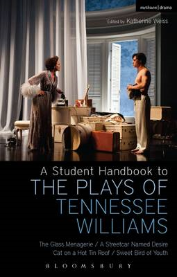Student Handbook to the Plays of Tennessee Williams (BOK)