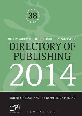 Directory of Publishing 2014 (BOK)