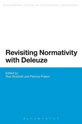 Revisiting Normativity with Deleuze (BOK)