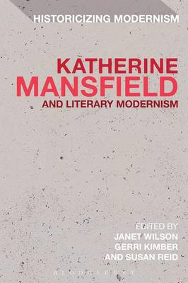 Katherine Mansfield and Literary Modernism (BOK)