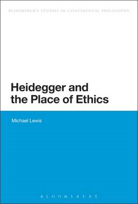 Heidegger and the Place of Ethics (BOK)