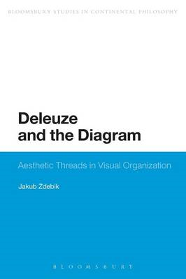 Deleuze and the Diagram: Aesthetic Threads in Visual Organization (BOK)