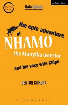 The Epic Adventure of Nhamo the Manyika Warrior and His Sexy Wife Chipo (BOK)