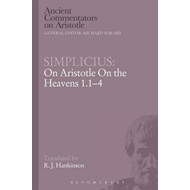 Simplicius: On Aristotle On the Heavens 1.1-4 (BOK)
