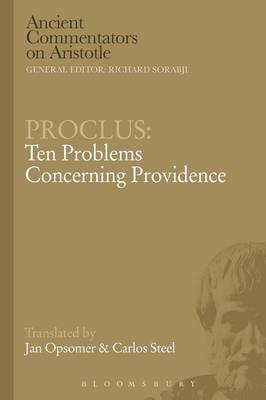 Proclus: Ten Problems Concerning Providence (BOK)