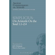 Simplicius: On Aristotle On the Soul 1.1-2.4 (BOK)