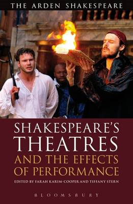 Shakespeare's Theatres and the Effects of Performance (BOK)