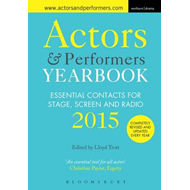 Actors and Performers Yearbook 2015 (BOK)