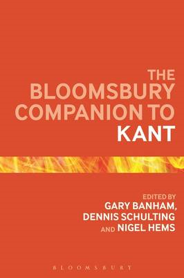 Bloomsbury Companion to Kant (BOK)