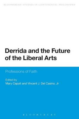 Derrida and the Future of the Liberal Arts (BOK)